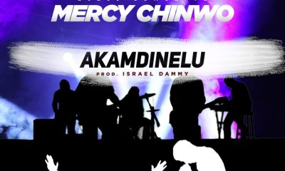Download New Song: Mercy Chinwo (MM1) – Akamdinelu (Audo + Video Lyrics)