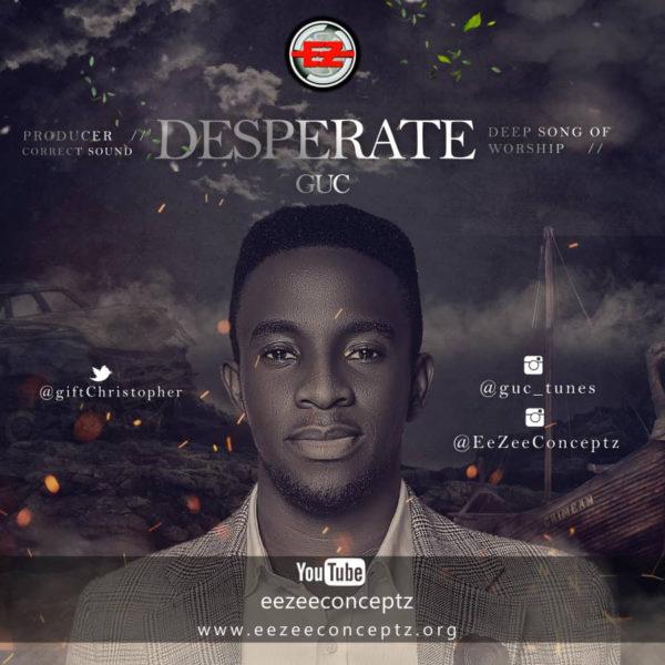 GUC – Desperate (Video+MP3 & Lyrics), GUC – Desperate (Video+MP3 & Lyrics)