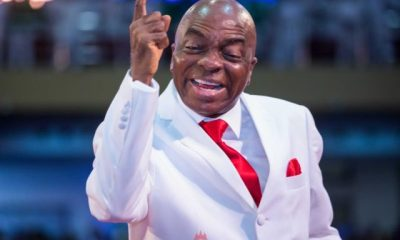 Watch Winners' Chapel LIVE Service 1st April 2020 with David Oyedepo