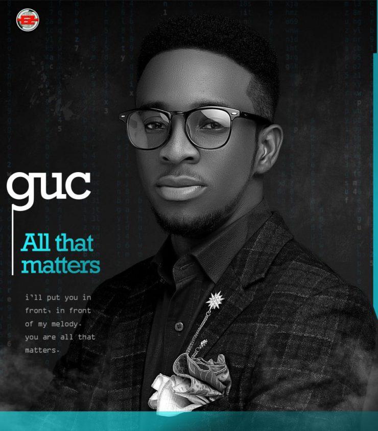 GUC - All That Matters (Audio + Video & Lyrics), GUC – All That Matters (Audio + Video & Lyrics)