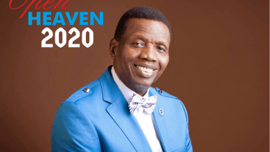 Open Heaven 5th December 2020 Devotional - God Bless You