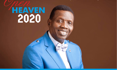 Open Heaven 24 January 2020 Devotional - Ambassadors Of Christ by Pastor E. A. Adeboye