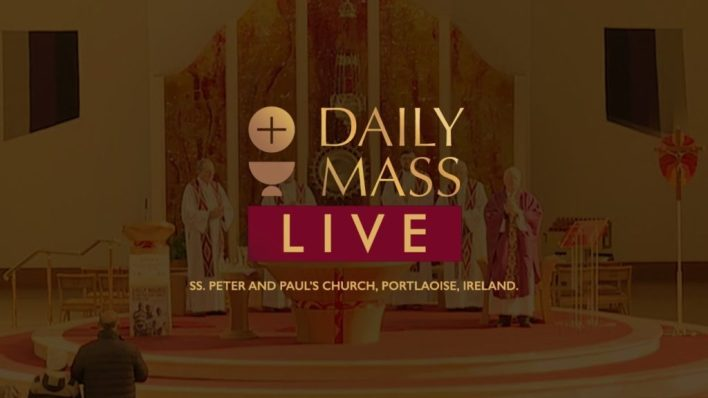 Catholic Live Holy Mass 2nd January 2021 St Peter & Paul's Church Ireland