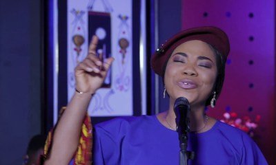 Mercy Chinwo - Satisfied (Video) Album Release Performance