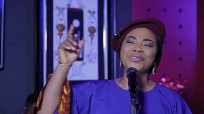 Mercy Chinwo - Satisfied (Video) Album Release Performance, Mercy Chinwo – Satisfied (Video) Album Release Performance