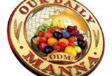 Our Daily Manna 2021 January 17th ODM Devotional, Our Daily Manna 2021 January 17th ODM Devotional – Darkness Is His Raw Material!