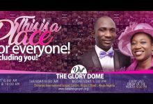 Dunamis Sunday Service 11th April 2021 Live at Glory Dome