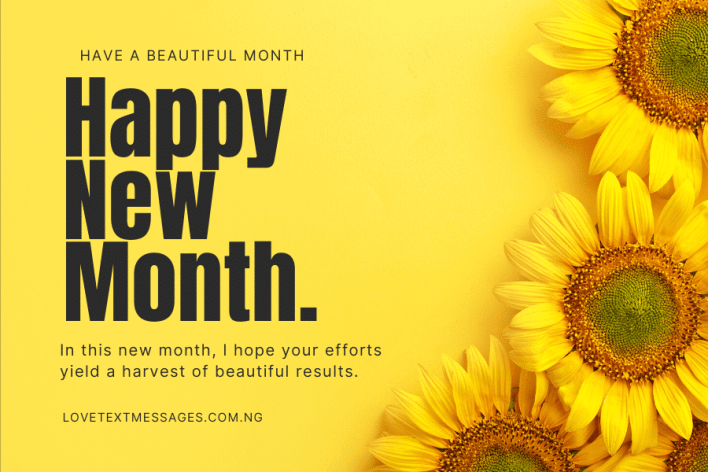 Happy New Month Messages for August 2021 - Wishes And Prayers