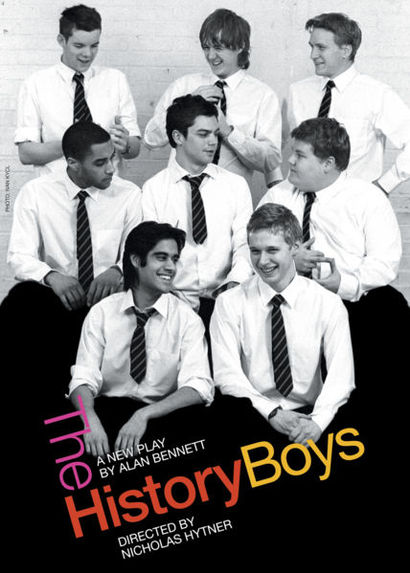 Cover of 'The History Boys'