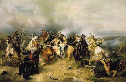 The Battle for Glenn County.