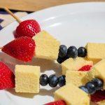 4th of July Recipes: Patriotic Dessert Skewers