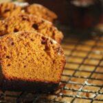 Spicy Gingerbread with a Mocha Glaze #SundaySupper