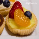 Fruit Tarts | Mini, Easy, Delicious!