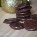 Easy Almost Homemade Thin Mint Cookies