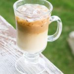 Dairy-Free Coconut Vanilla Iced Coffee