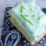 Lemon Key Lime Layer Snack Cakes #SundaySupper