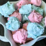 Easy Jello Meringue Cookies
