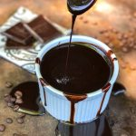 Fast Easy Mocha Fudge Sauce