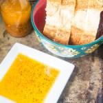 Homemade Herb Crusted Italian Bread