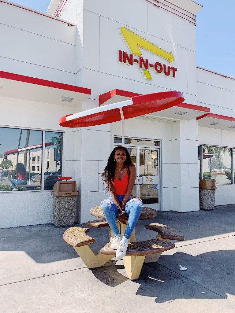In and Out Burger California: Most Instagrammable Spots in LA!