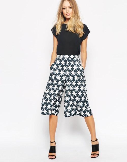 asos pattern culottes