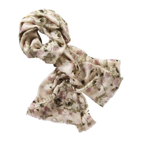 joe fresh floral scarf