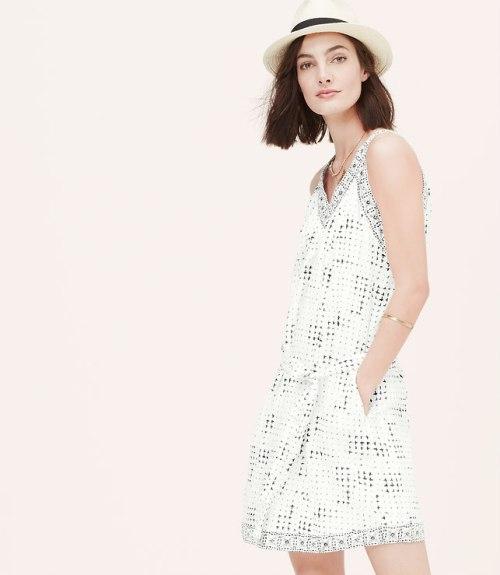 loft imprint dress