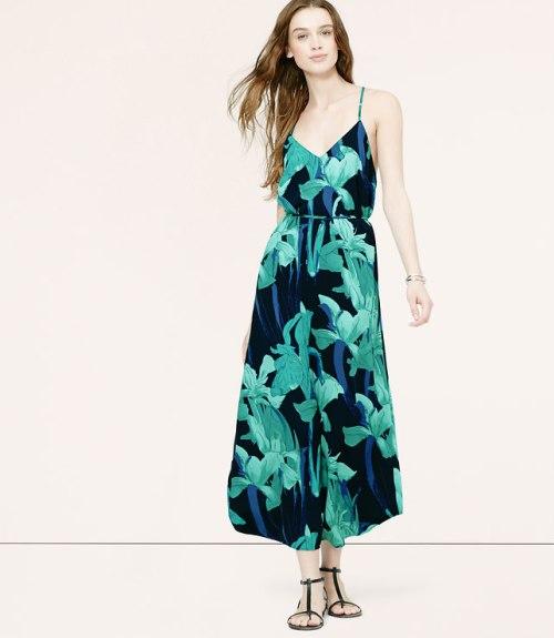 loft lily maxi dress