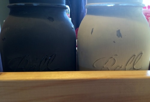 Quart Size Mason Jar Box Not Showing Ball Logo