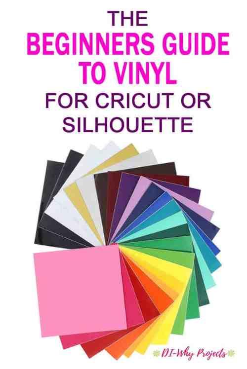 Vinyl guide Pin