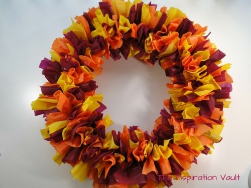 fall wreath