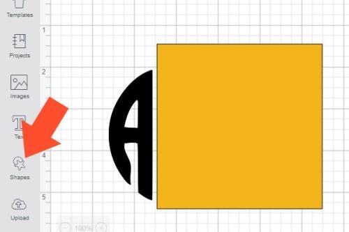separating the circle monogram font in cricut design space