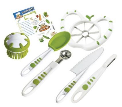 fruit & veggie prep kit