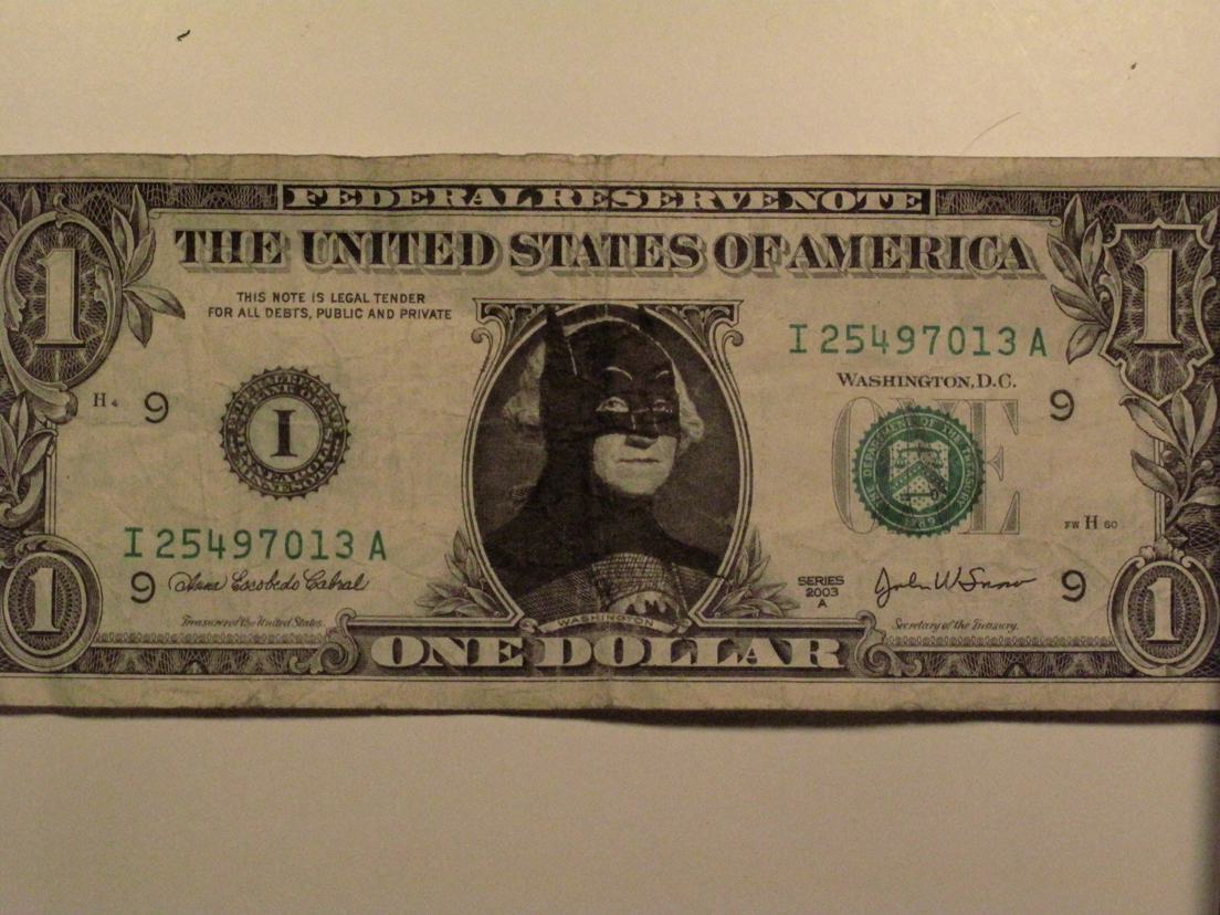 Funny Paper College Artist Turns Dollar Bills Into Works