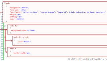 Comment and Uncomment for CSS Editor in Visual Studio 2011 Developer