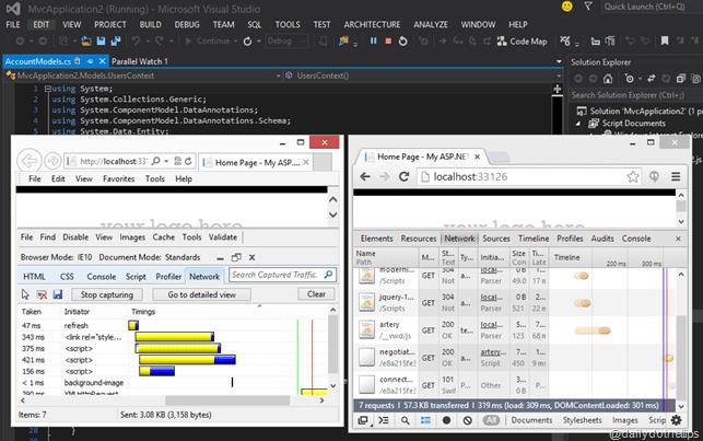 Attache Browser Developer ToolBar