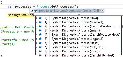 Calling an External Process from Windows