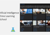 Learn Artificial Intelligence and Machine Learning from AI School - AI and ML