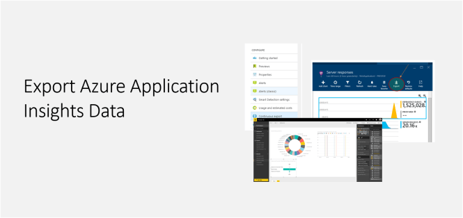 Export Azure Application Insights Data - Daily  NET Tips