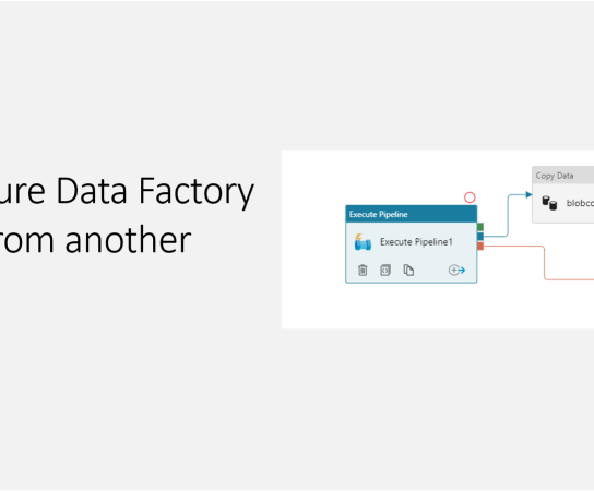 Invoke Azure Data Factory Pipeline from another pipeline