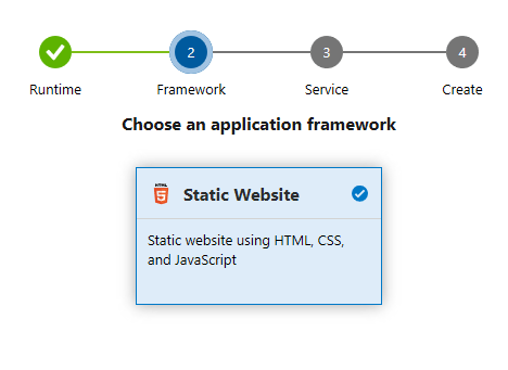 Quickly Setup DevOps Project for Containerized Web Application - Project Framework Selection
