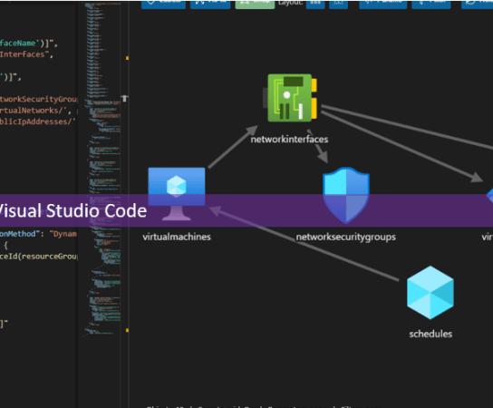 Visualize ARM Template in Visual Studio Code