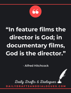 Quote: Write a Review for an Enlightening Documentary
