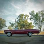 65' Chevy Impala convertible