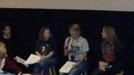 A Duranie author panel