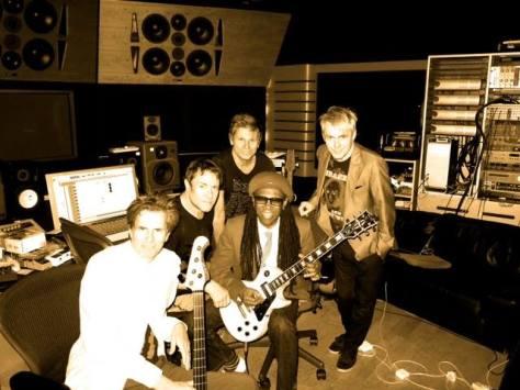 Photo: Duran Duran Facebook Page August 21, 2014