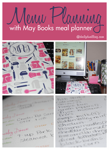 Soft image with may books planner