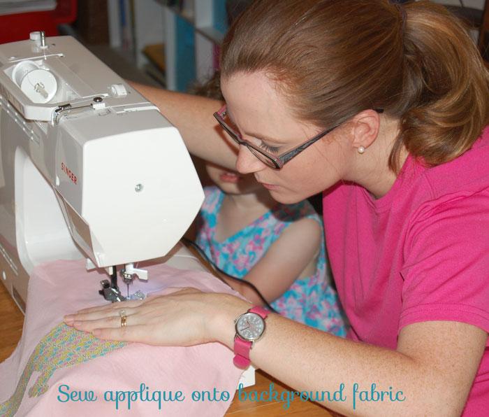 sew-applique