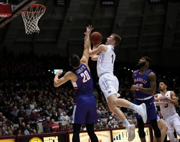Southern Gets Its Swagger Back With 70-point Win Over Evansville