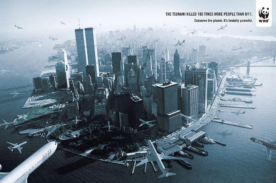 tsunami killed more people than 9-11